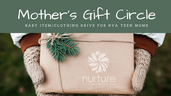 Mother's Gift Circle Baby Item & Clothing Drive