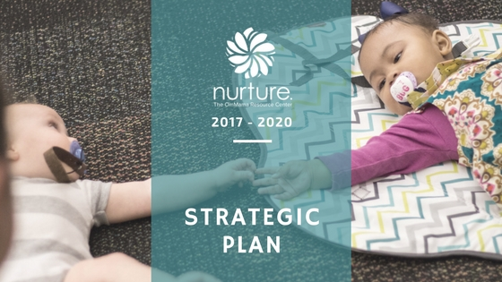 Nurture Announces Our 2017-2020 Strategic Plan