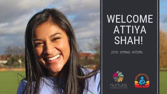 Welcome to Nurture's 2019 Spring Intern!