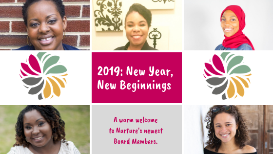 2019: New Year + New Beginnings