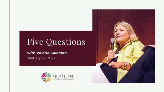 Five Questions – Valerie Coleman
