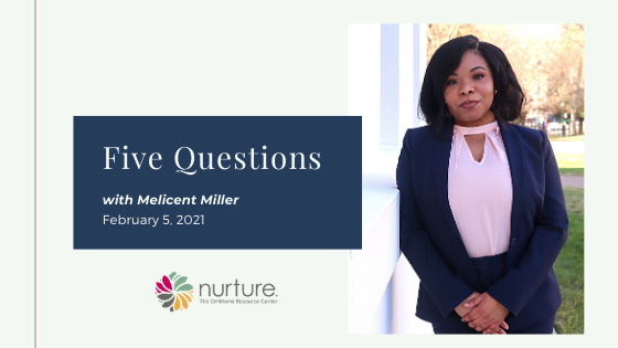 Five Questions – Melicent Miller