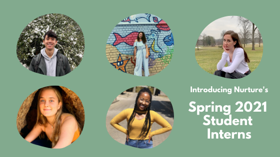Introducing our Spring 2021 Interns